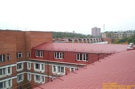 Надстройка мансардного этажа