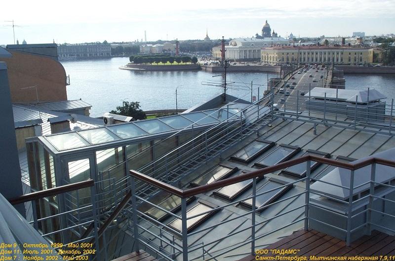Строительство мансард | Строительство коттеджей - «ПАДАМС» - www.padams.ru